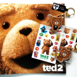 おっさんテディベア『Ted2』~映画レビュー・感想
